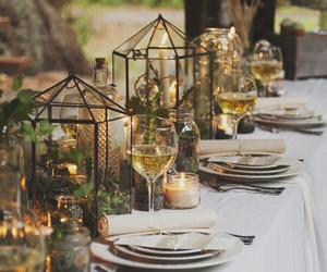 candles and wedding image
