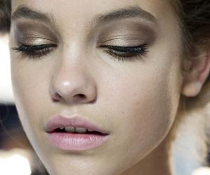 barbara palvin, model, and make up image