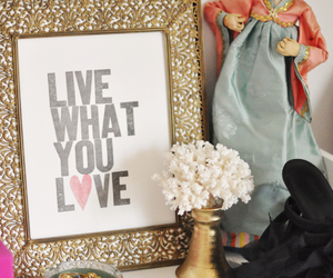 doll, quote, and words image