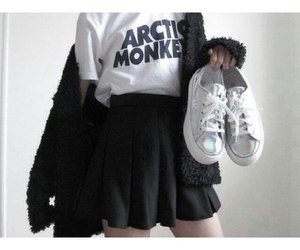 grunge and arctic monkeys image