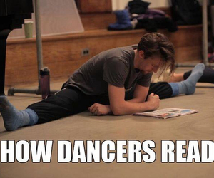 how, dancers, and read image