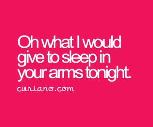 arms, sleep, and together image