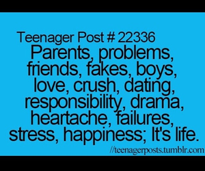 that's life and teen post image