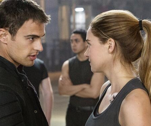 four, divergent, and tris image