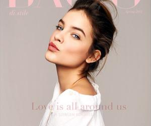 barbara palvin, model, and magazine image
