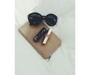 chanel, classy, and lipstick image
