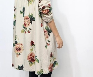 fashion, style, and floral image