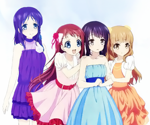 nagi no asukara, anime, and girls image