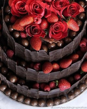 cake, sweets, and straberry image