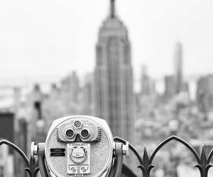 empire state, new york, and nyc image