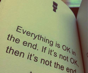 quotes, ok, and end image