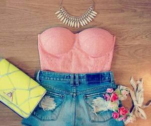 beauty, pink, and styles image