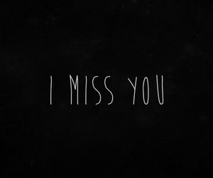 depressive, i miss you, and lonely image