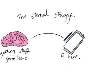 eternal, exam, and writing image