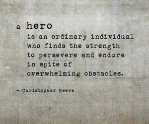 quotes, hero, and obstacles image