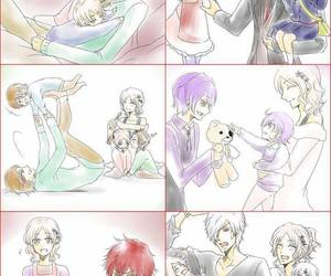 anime, diabolik lovers, and child image