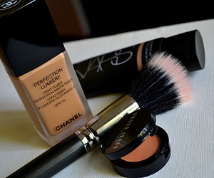 chanel, makeup, and nars image