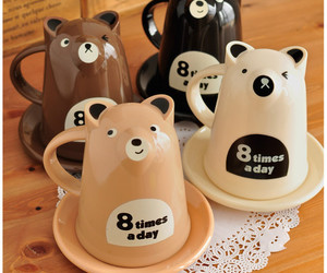 caneca, cup, and cute cup image