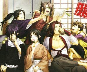 hijikata, chizuru, and saitou image