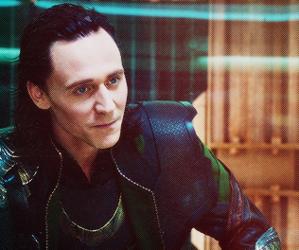 loki, tom hiddleston, and thor image