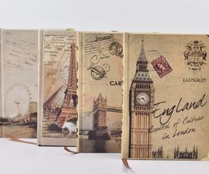books, paris, and london image