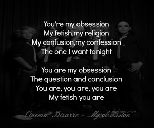 confession, fetish, and confusion image