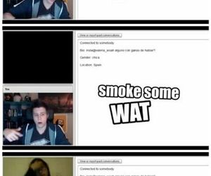 gamer, youtuber, and chatroulette image