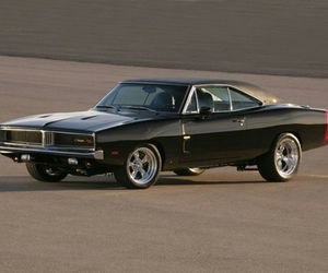 1969, charger, and dodge image