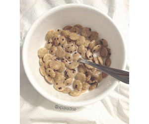 cereal, cookie, and repost image