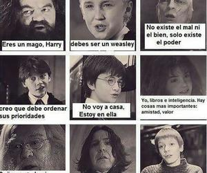 harry potter, frases, and hp image