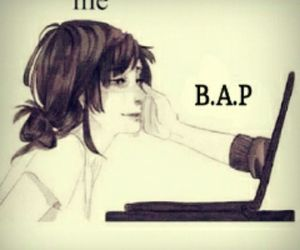 forever, bap, and me image