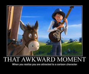 cartoon, Hot, and pixar image