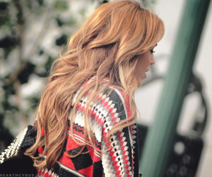 hair, miley cyrus, and girl image