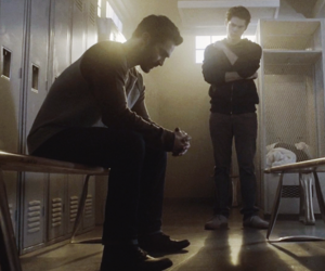 teen wolf, sterek, and tw image