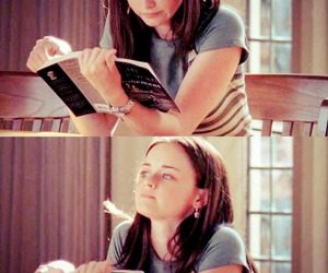 alexis bledel, gilmore girls, and rory image