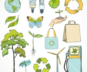 green, eco, and environment image