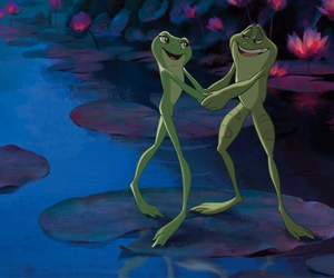 disney, frog, and movie image