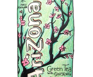 arizona, tea, and drink image