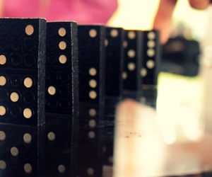 black, dots, and game image