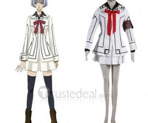 anime cosplay, vampire knight cosplay, and rima cosplay costume image