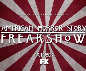 freakshow, jessica lange, and evan peters image