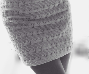 girlish, hollister, and lace image