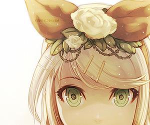 vocaloid, kawaii, and anime girl image