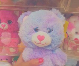 blue, ombre, and buildabear image