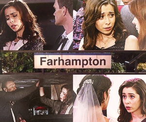 how i met your mother, mother, and farhampton image