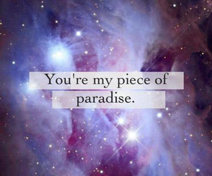 love, paradise, and you image