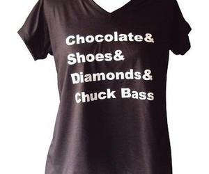 chocolate, chuck bass, and diamonds image