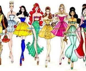 princess, disney, and hayden williams image