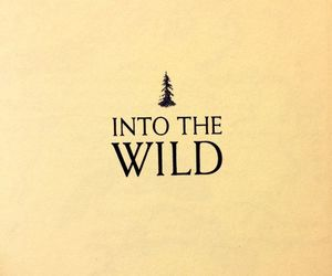 into the wild, quotes, and wild image