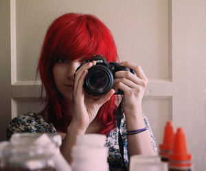 camera, photo, and pretty image